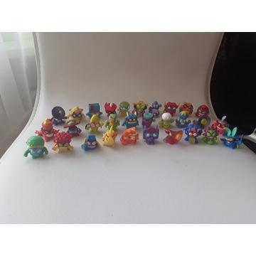 Figurki Super Zings kolorowe serie 1,2,3