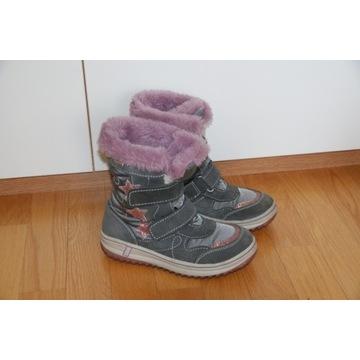 Śniegowce kozaki buty zimowe 32