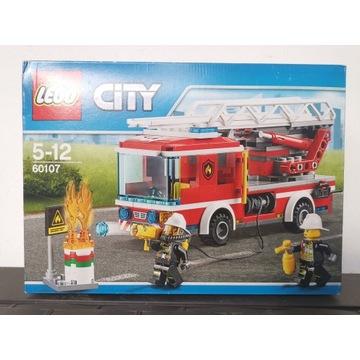 LEGO CITY 60107 WÓZ STRAŻACKI