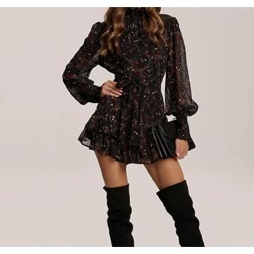 Sukienka kombinezon Reenee 38