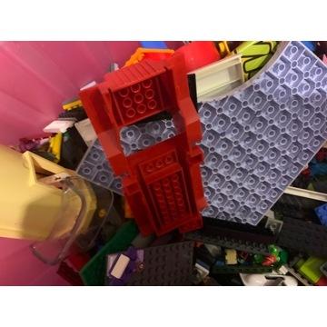 klocki lego - kilka zestawów - pomieszane