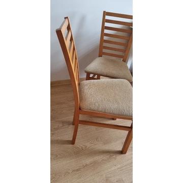 krzesła wyścielane