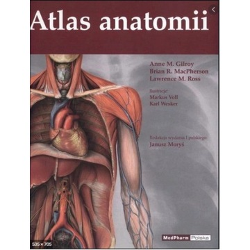 Atlas Anatomii MedPharm