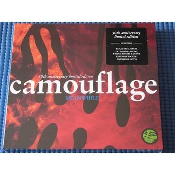 CAMOUFLAGE MENAWHILE / 30th Anniversary 2CD