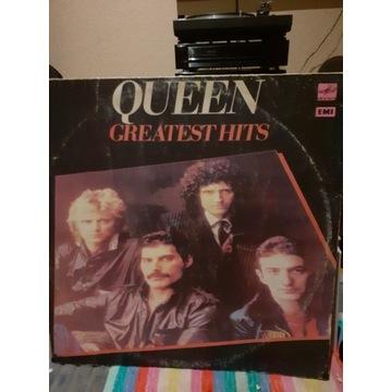 Płyty winylowe  QUEEN  greatest hits  wyd.1984r.