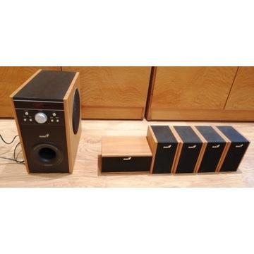 Głośniki GENIUS SW-HF 5.1 4000