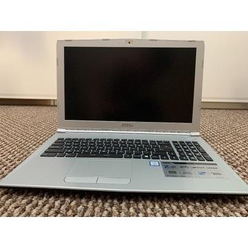 laptop MSI Prestige PL62 7RC i5-7300HQ 15.6'' FHD
