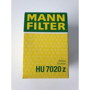 Filtr oleju MANN HU7020Z  03N115562B
