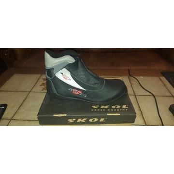 Buty biegowe Skol, narciarstwo biegowe 47
