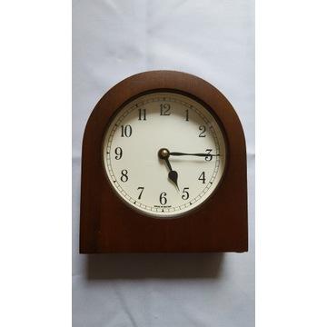 Zegar angielski w obudowie drewnianej