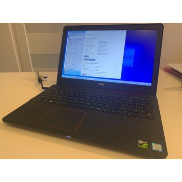 Laptop Gamingowy Dell 5577 i5 24GB 2x256GB Win