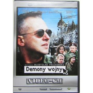 2 x VCD Demony wojny