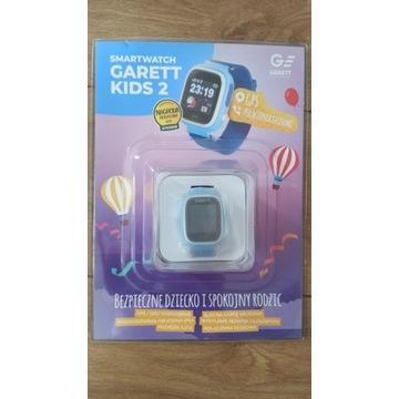 Garett Kids 2 zegarek z lokalizatorem dla dziecka