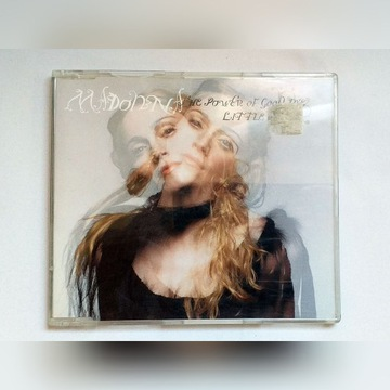 Madonna - The Power Of Good-Bye - Little Star - CD