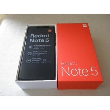 XIAOMI REDMI NOTE 5. 4/64 GB. NOWY.
