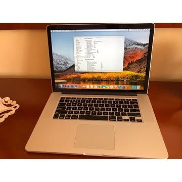 Apple MacBook Pro 15 2014 A1398 i7 16GB 256GB SSD