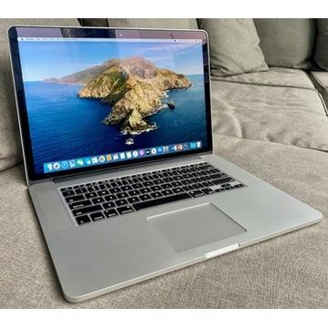 Apple MacBook Pro 15 2.5GHz i7 16GB 512GB 2015