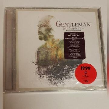 CD Gentleman: The Selection. Folia.