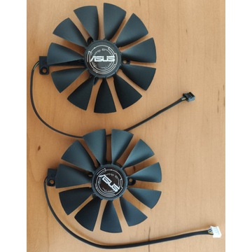 Wentylatory ASUS GeForce 2060 2070 2080 FDC10U12S9