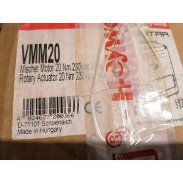 Honeywell VMM20