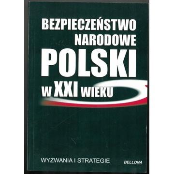 Bezpieczeństwo narodowe Polski w XXI wieku