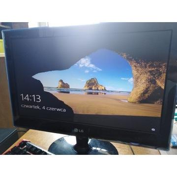 Monitor komputerowy, do komputera LG Flatron