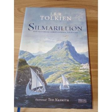 Silmarillion Wersja Ilustrowana (Tolkien J.R.R.)