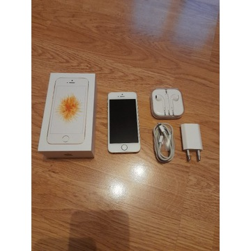 iPhone SE Gold 128 GB