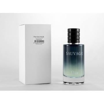 Tester Christian Dior Sauvage 100ml EDT