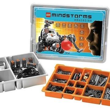 LEGO MINDSTORMS NXT Education (Zestaw numer 9797)