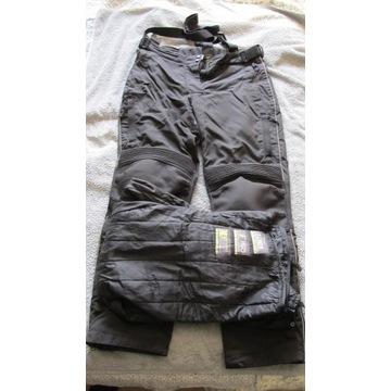 spodnie motocyklowe rozm. L (54)