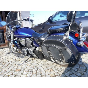 Motocykl YAMAHA XVS 1300