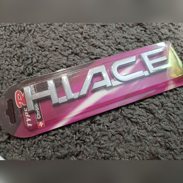 Emblemat HIACE