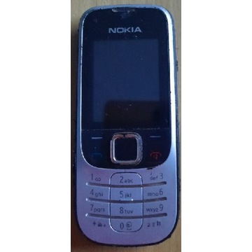 Nokia 2330 uszkodzona