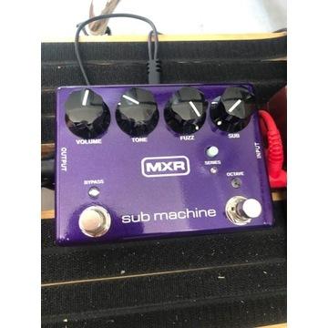 Efekt Gitarowy MXR Sub Machine Fuzz M225