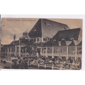 [Bef. 1938] Zoppot (Sopot) - Kurhaus