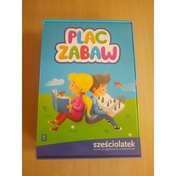 Pakiet Plac Zabaw