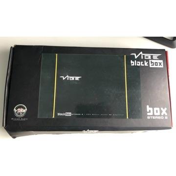 Wzmacniacz Vibe audio Black Box stereo 2 500W