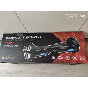 Deskorolka elektryczna s_line SB101K