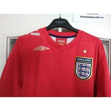 Oryginalna, reprezentacji Anglii Umbro r.M 2006 r.