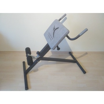 Ławeczka do ćwiczenia mięśni grzbietu