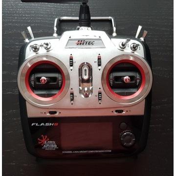 Flash 8 2.4GHz + OPTIMA 7 - Hitec