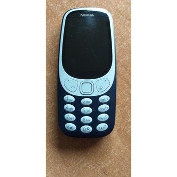 TELEFON Nokia 3310 niebieski dual sim