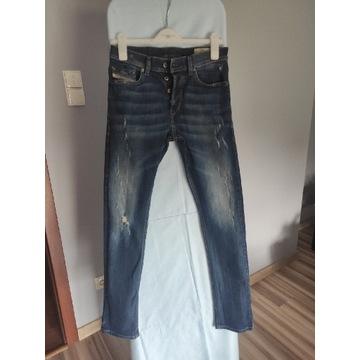 Spodnie Jeans DIESEL rozmiar W27L30