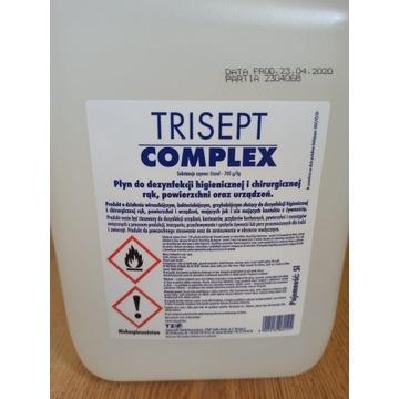 Płyn do dezynfekcji TRISEPT COMPLEX 5l