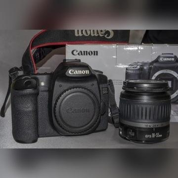 Aparat CANON 50D + obiektyw EF-S 18-55mm 3.5-5.6II