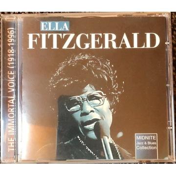 Ella Fitzgerald - The Immortal Voice