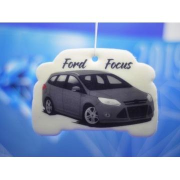 Zawieszki zapachowe Ford Focus mk3 10szt