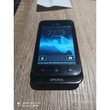 Sony Xperia tipo ST21i czytaj opis