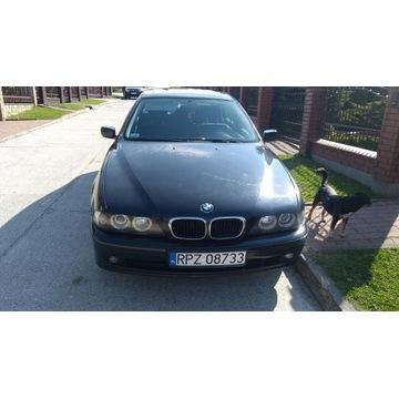 SPRZEDAM BMW e 39 520 D z 2003 roku